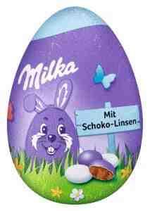Veľkonočná súťaž s čokoládou Milka