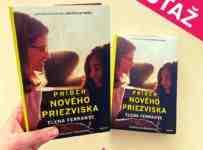 Vyhrajte knihu Príbeh nového priezviska od Eleny Ferrante