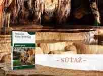 Vyhrajte knižku o slovenských jaskyniach