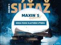 MAXIN'S súťaž o knihu podľa vlastného výberu