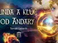 Súťaž o 1 knihu Linda a kľúč od Andary