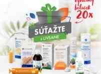 Súťaž o 20 balíčkov praktických vecí do lekárničky od značky LIVSANE