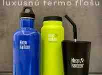 Súťaž o 3 špičkové termo produkty Klean KANTEEN