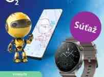 Súťaž o Huawei Watch GT2 Pro