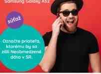 Súťaž o Samsung Galaxy A52