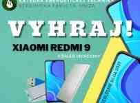 Súťaž o XIAOMI REDMI 9 4GB