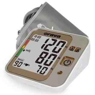 Súťaž o automatický krvný tlakomer na rameno Orava TL-200