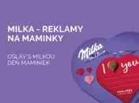 Súťaž o balíček Milka produktov z tej najjemnejšej čokolády