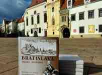 Súťaž o dve knihy Bratislava známa - neznáma