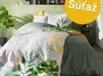 Súťaž o posteľnú Bielizeň Green Living