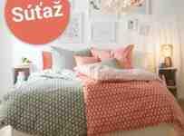 Súťaž o posteľnú bielizeň Edda Wende v oranžovej farbe