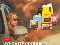 Súťaž o produkty SHERON