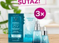 Súťaž o produkty Vichy Mineral 89