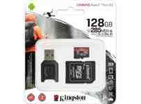 Súťaž o tri 128 GB micro SD karty Canvas React Plus aj s adaptérom a čítačkou MobileLite Plus