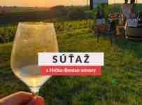 Súťaž o víno z ponuky Hrčka-Benian winery