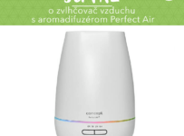 Súťaž o zvlhčovač vzduchu s aromadifuzérom 2v1 Concept Perfect Air v hodnote 47,90€