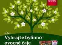 Vyhrajte celý rad bylinných čajov Mistral