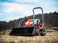 Vyhrajte kompaktný traktor BRANSON iba za 1 SMS
