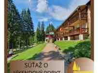 Vyhrajte víkendový pobyt v Horskom hoteli Bartoška