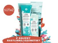 Súťaž o 2 balíčky rastlinnej kozmetiky Yves Rocher