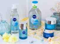 Súťaž o 3 balíčky pleťovej kozmetiky Nivea Hydra Skin Effect