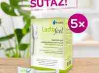 Súťaž o 5x LactoFeel vaginálny gél 7×5 ml