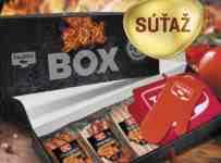 Súťaž o 5x gril box plný grilovacích dobrôt od Taurisu so zásterou a rukavicou