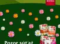 Súťaž o bylinné čajíky MISTRAL s krásnym hrnčekom