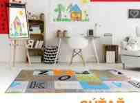 Súťaž o detský koberec od BRENO