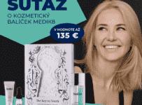 Súťaž o kozmetický balíček značky Medik8 v hodnote 135€