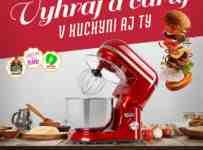 Súťaž o kuchynský robot od TV Paprika