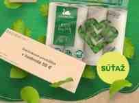 Súťaž o produktový balík Harmony a 50 € poukaz do Bezobalovo Bratislava