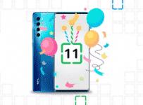 Súťaž o smartfón TCL 20 Pro 5G