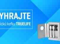 Súťaž o sonickú zubnú kefku TrueLife