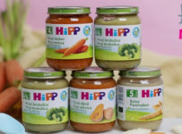 Vyhrajte balíček príkrmov HIPP