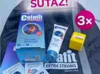 Vyhrajte jeden z troch balíčkov Colafit