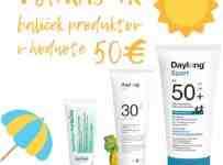 Súťaž 4x balíček produktov Daylong