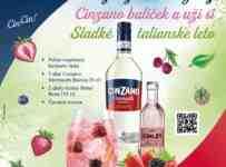 Súťaž o 3 exkluzívne Cinzano balíčky