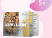 Súťaž o DELTA KING LION Flex Collagen