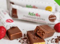 Súťaž o balenie KetoMix nízkosacharidových proteínových tyčiniek