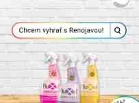 Súťaž o balíček čistiacich a údržbových produktov značky FLUXAF