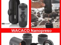 Súťaž o cestovný kávovar Wacaco Nanopresso v hodnote 69,90€