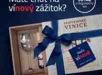 Súťaž o degustačný set Slovenské Vinice