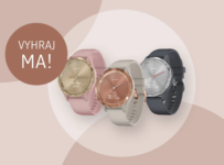 Súťaž o inteligentné hodinky značky Garmin