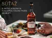 Súťaž o päťročné brandy ARARAT