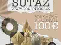 Súťaž o poukážku v hodnote 100€
