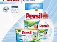 Súťaž o produkty Persil Sensitive na celý rok