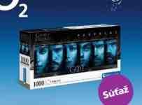 Súťaž o puzzle Game of Thrones