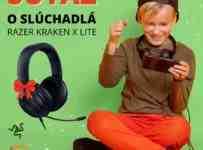 Súťaž o slúchadlá s mikrofónom RAZER Kraken X Lite