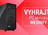 Súťaž o unikátnu PC skrinku Meshify
